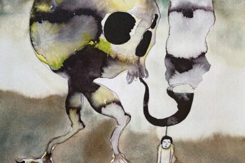 Tom Biber Vom Verschwinden der Welt Galerie Nagel Draxler 2021